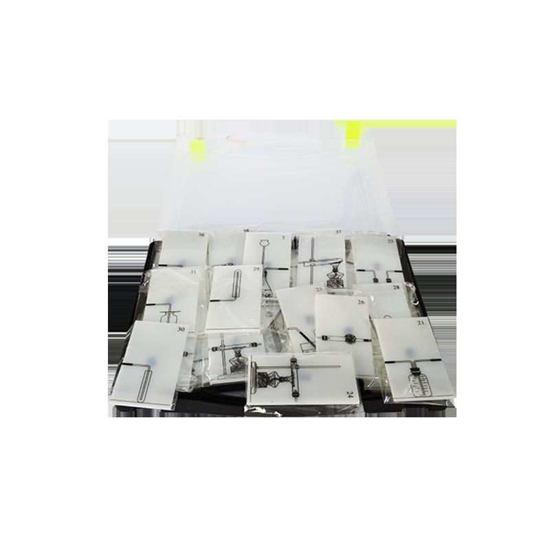 26015 化学实验装置磁性教具