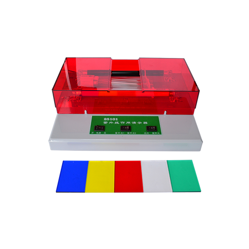25101 紫外线作用演示器