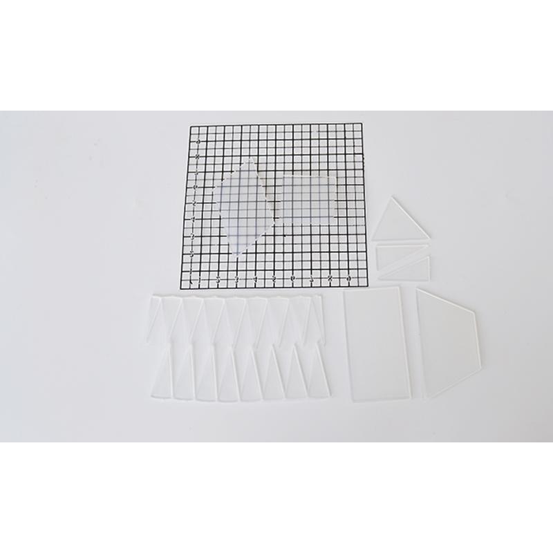 20534 探索几何图形面积计算公式材料