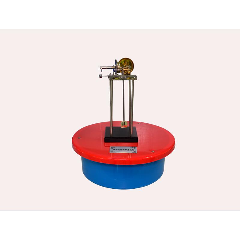 摆钟齿轮操作器模型