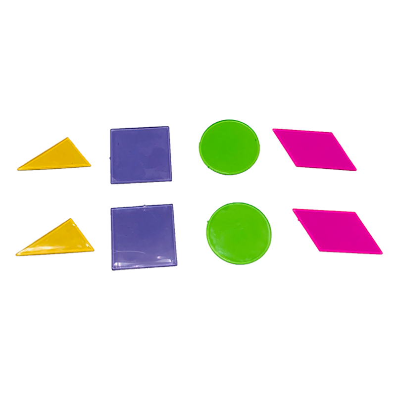 昆山探究几何图形面积计算公式材料