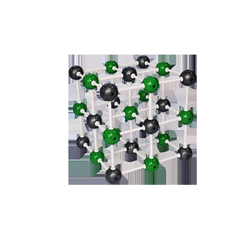 吴江32007 氯化钠晶体结构模型