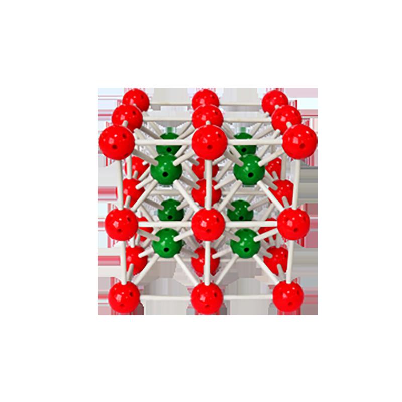 32010 氯化铯晶体结构模型