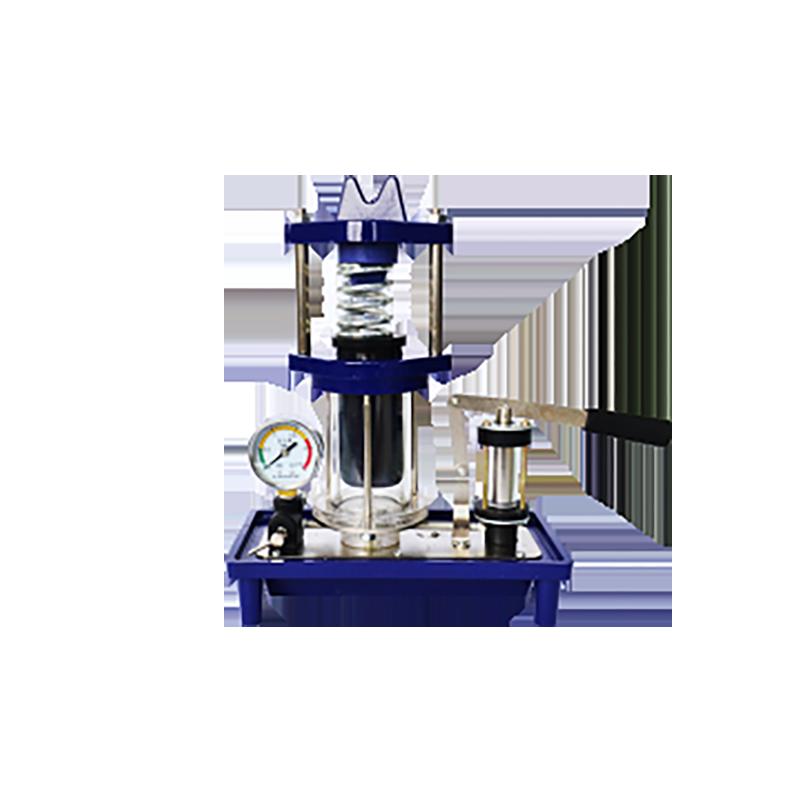31005 液压机模型
