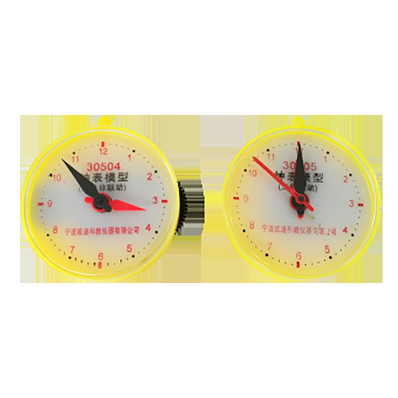 30504 30505  钟表模型