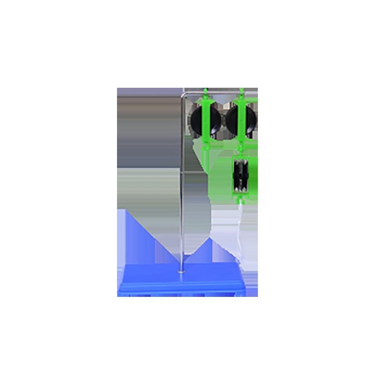 29006 滑轮组及支架(铁杆)