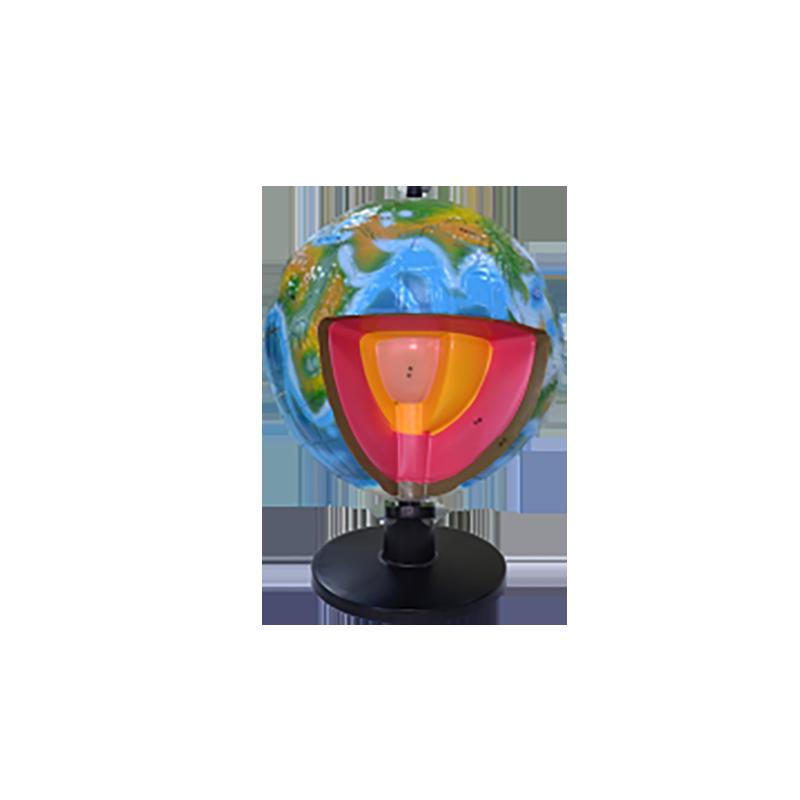 39152 地球构造模型