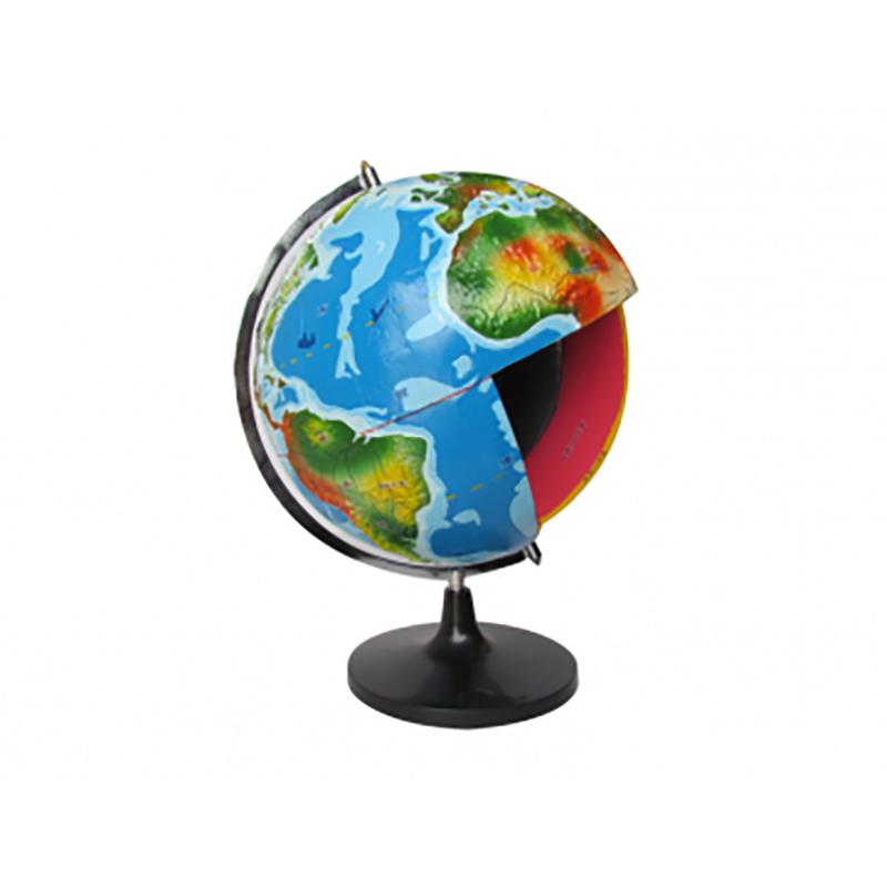 34022 地球内部构造模型