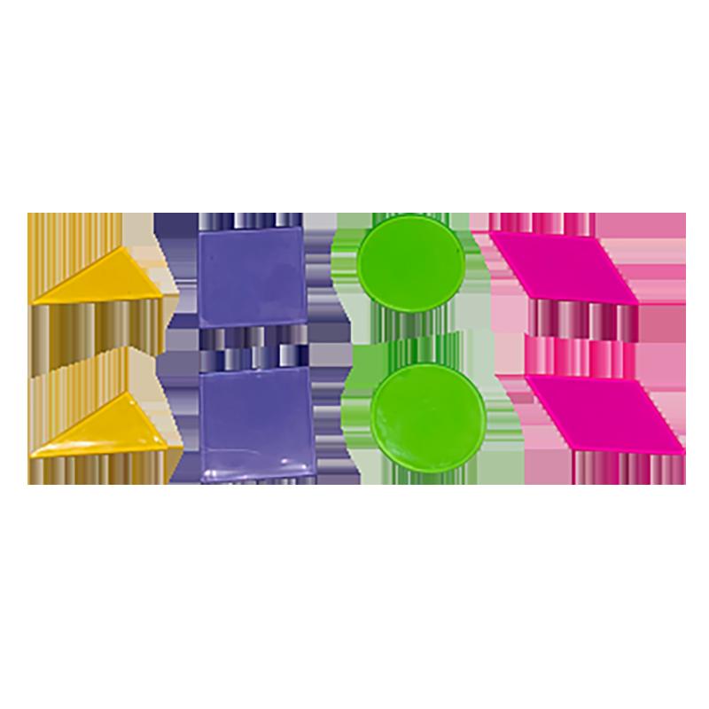 探究几何图形面积计算公式材料