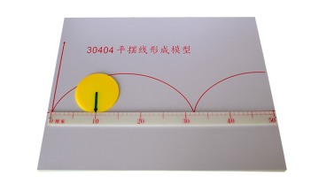 30404 plane cycloid formation model