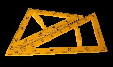 20001 Triangular plate