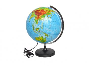 34005 Plane dual-purpose globe