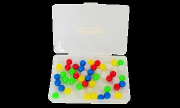 20508 plastic beads